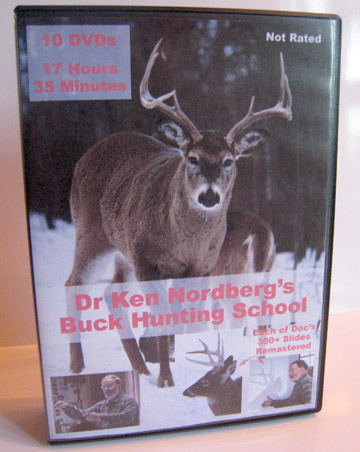 Photo of the front of the DVD case.